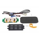 Универсальный комплект Inbay для беспроводной зарядки по стандарту Qi для смартфонов, 3 индуктивных модуля