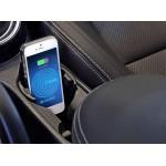 Универсальный стакан Inbay с беспроводной зарядкой смартфонов по стандарту Qi, для всех автомобилей