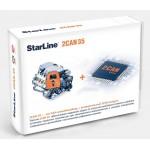 StarLine 2CAN 35 (1 модуль)